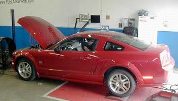 05 10 Mustang GT Performance Tune – Alternaitve Auto