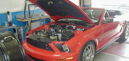 Tuning the 2007 Shelby Mustang