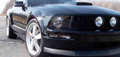 The 2008 Mustang GT