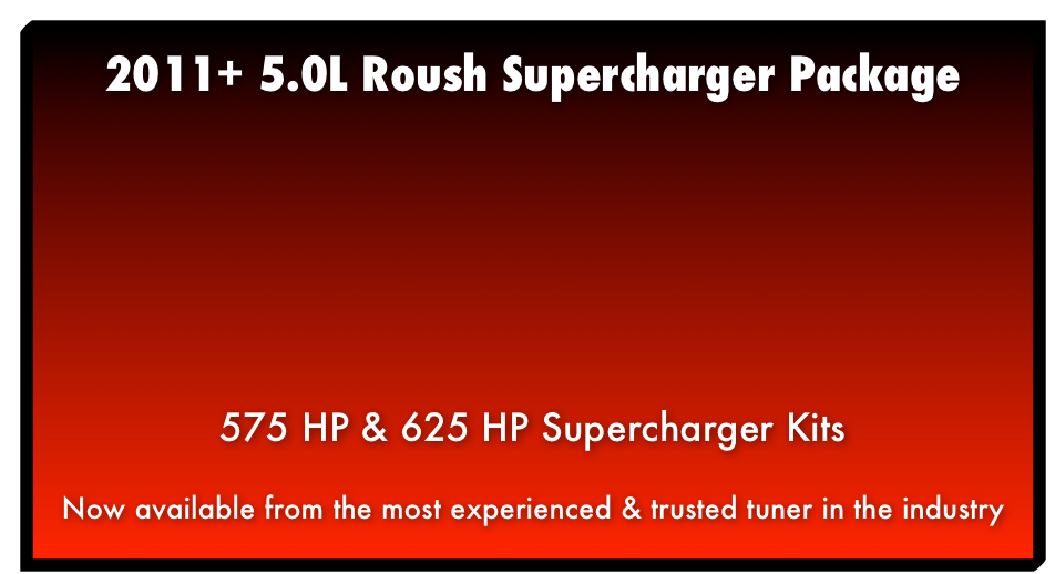 2011+ 5.0L Bolt On Package - CAI & TuneAdd 25 - 30+ RWHPNow available from the most experienced & trusted tuner in the industry