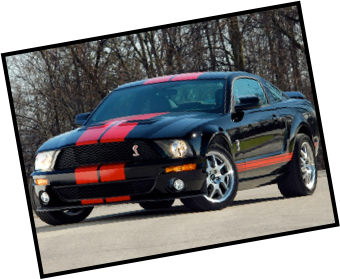 2007 - 2012 Shelby GT500 Performance Package
